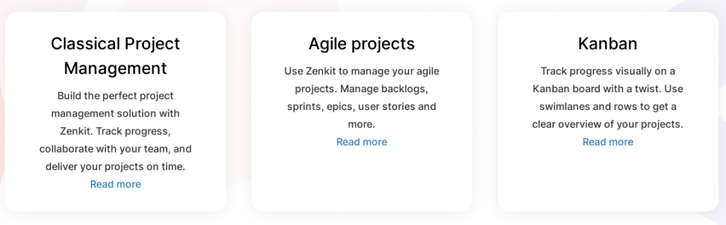 zenkit-solution